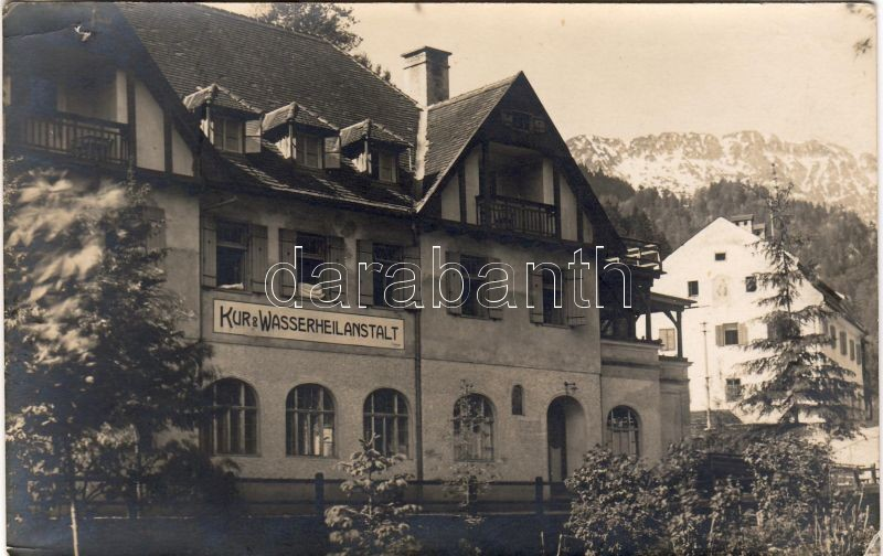 Bad Honnef Am Spitzenbach sanatorium, Bad Honnef Am Spitzenbach szanatórium
