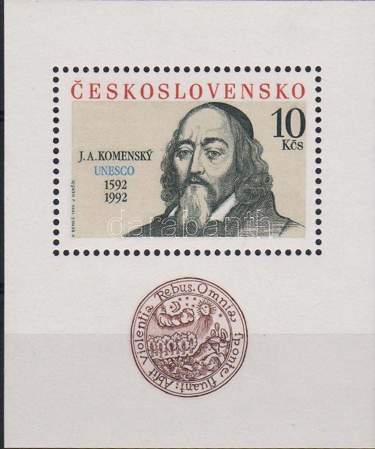 Komensky block, Koméniusz blokk