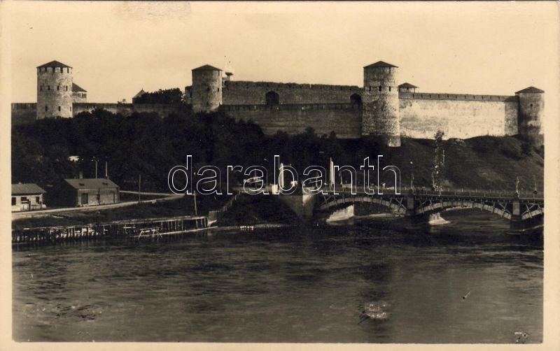 Narva castle (gluemark), Narva vár (ragasztónyom)