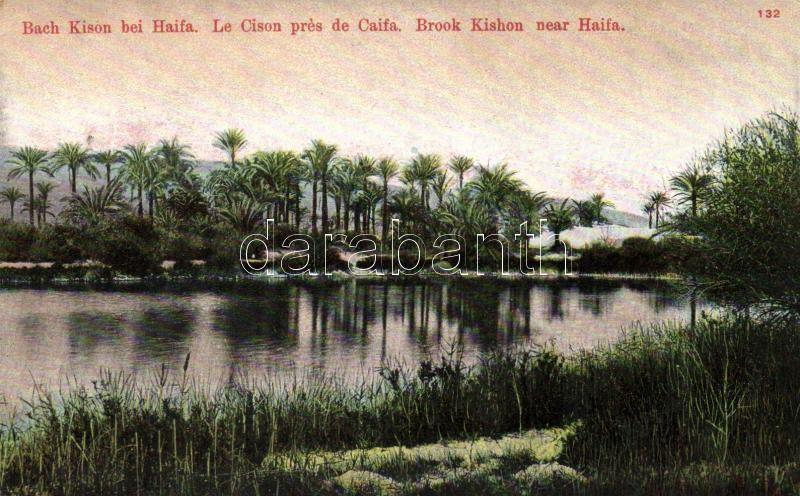 Haifa Brook Kishon