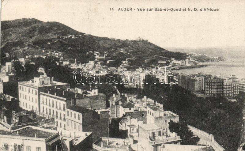 Algiers, Bab el-Oued