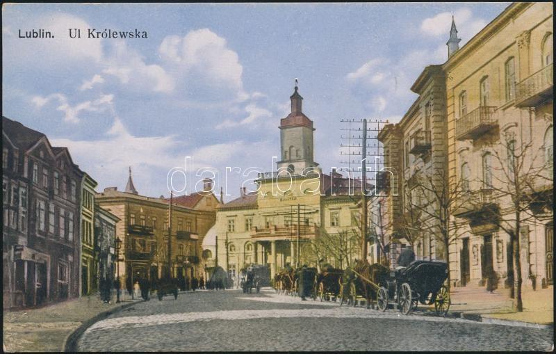 Lublin, Królowie street