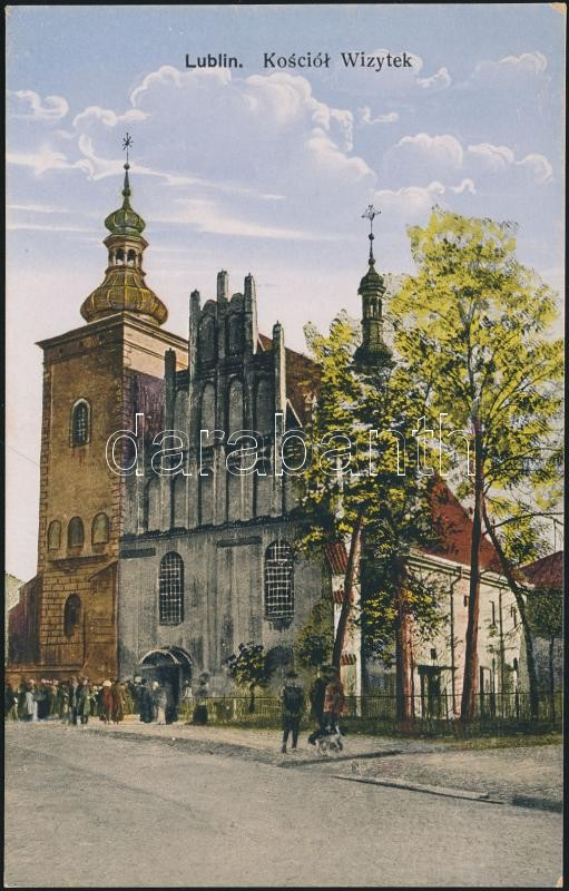 Lublin, Visitaion - St. Joseph church