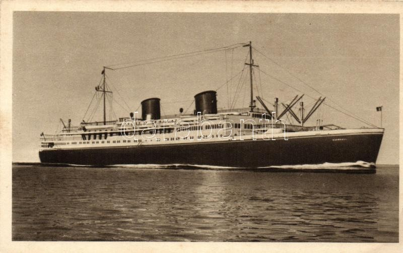 SS Victoria, Europe-India linie