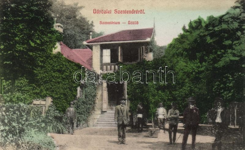 Szentendre, Szanatórium
