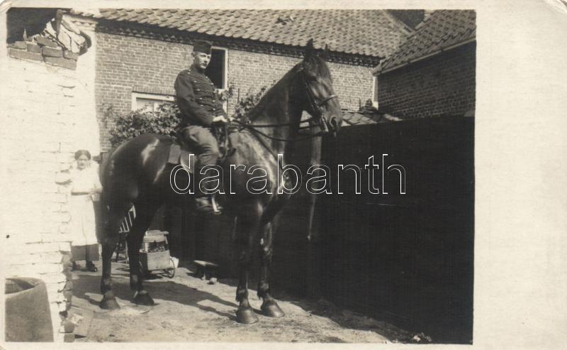 Magyar lovas katona photo, Hungarian cavalryman photo