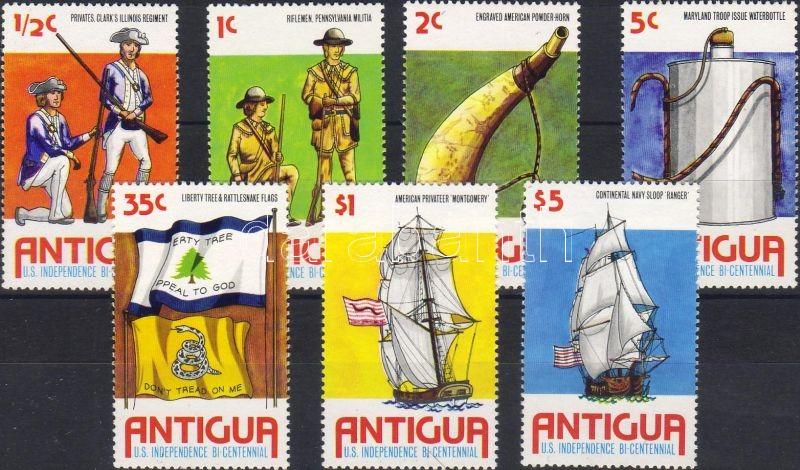 200th anniversary of the American Independence; stamp, Az amerikai függetlenség 200. éves évfordulója, bélyeg, 200 Jahre Unabhängigkeit der Vereingten Staaten von Amerika; Stamp