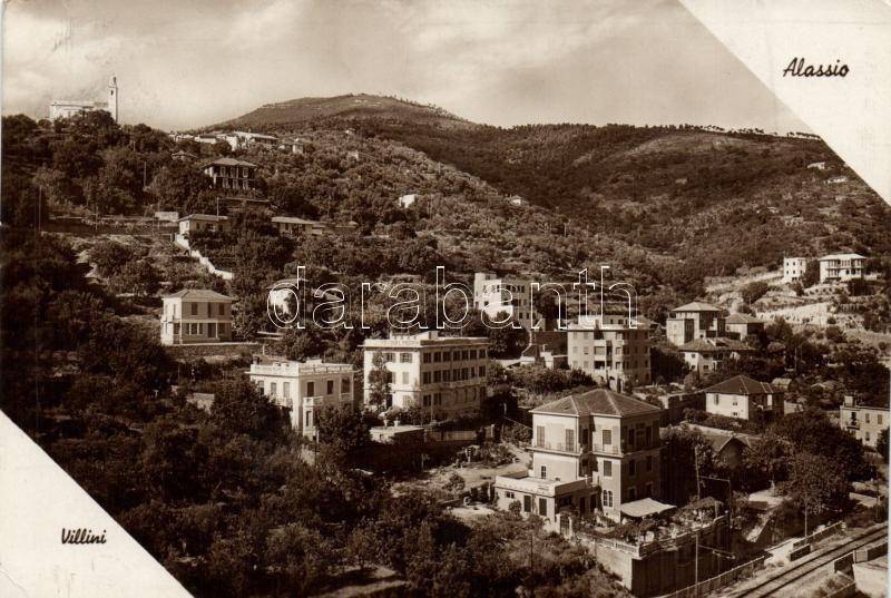 Alassio chalets