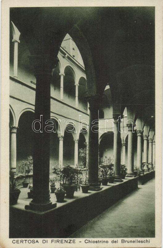 Firenze Charterhouse