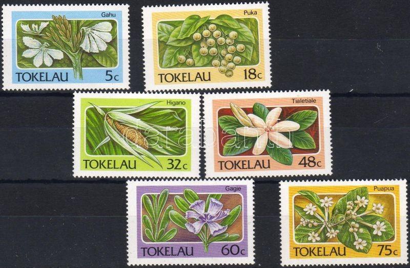 Plants set, Növények sor