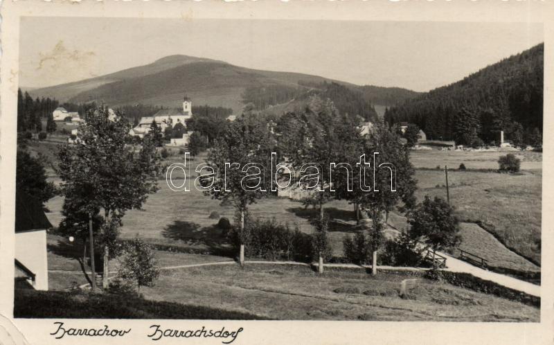 Harrachov, Harrachsdorf