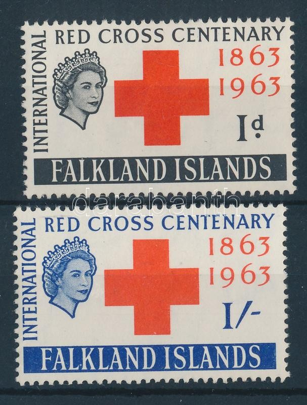 International Red Cross Centenary 100 éves a Nemzetközi Vöröskereszt