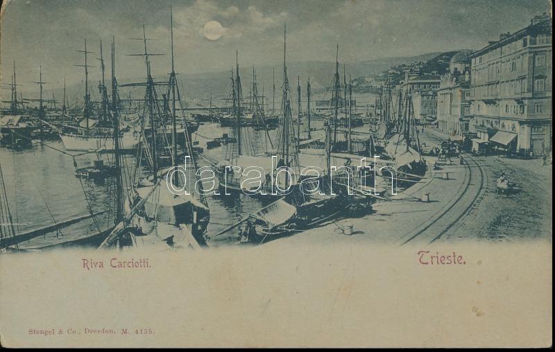 Trieste, Riva Carciotti