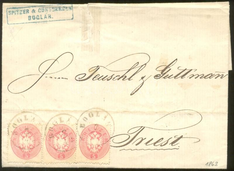 3 x 5kr on cover