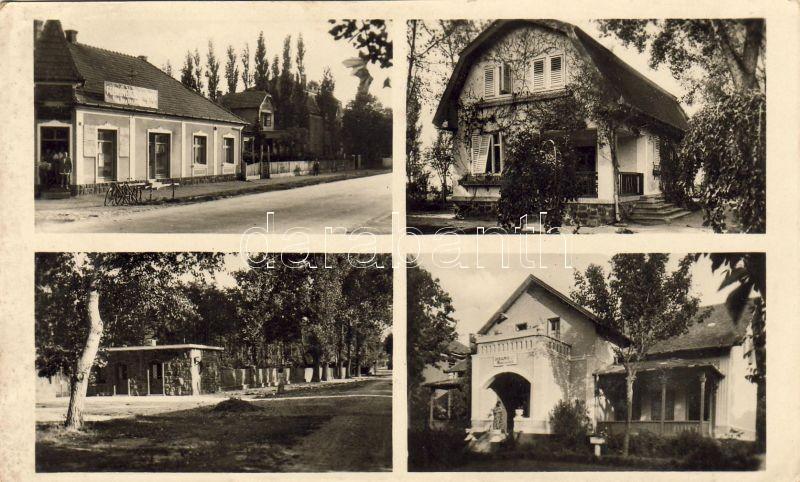 1952 Siófok, Földműves szövetkezet, Dinamo üzlet