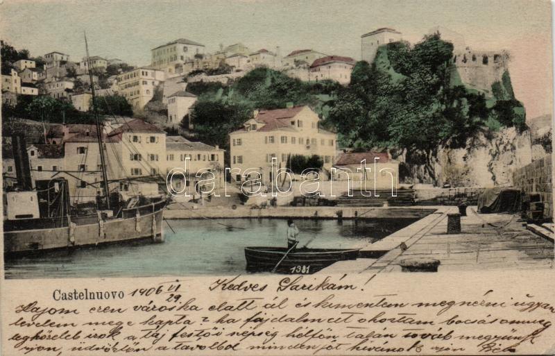 Herceg Novi, Castelnuovo / ships