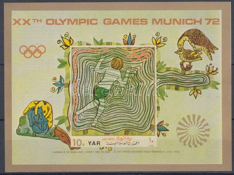 Müncheni olimpia blokk Münich Olympic block