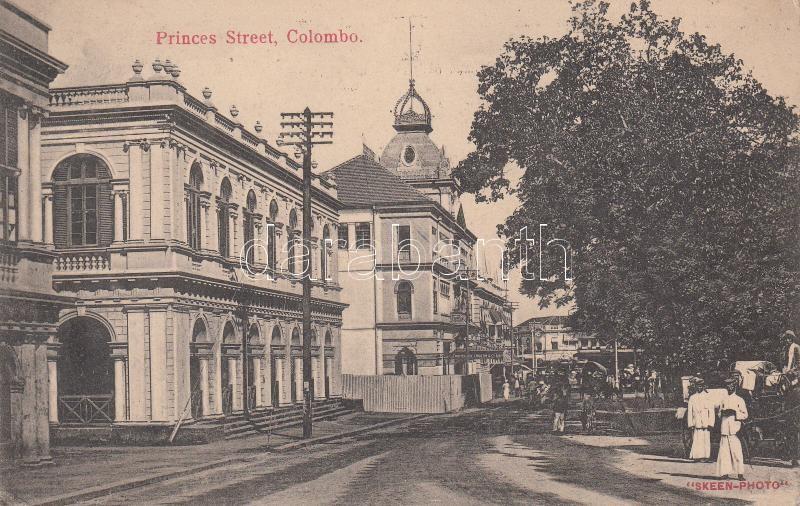 Colombo, Princes Street