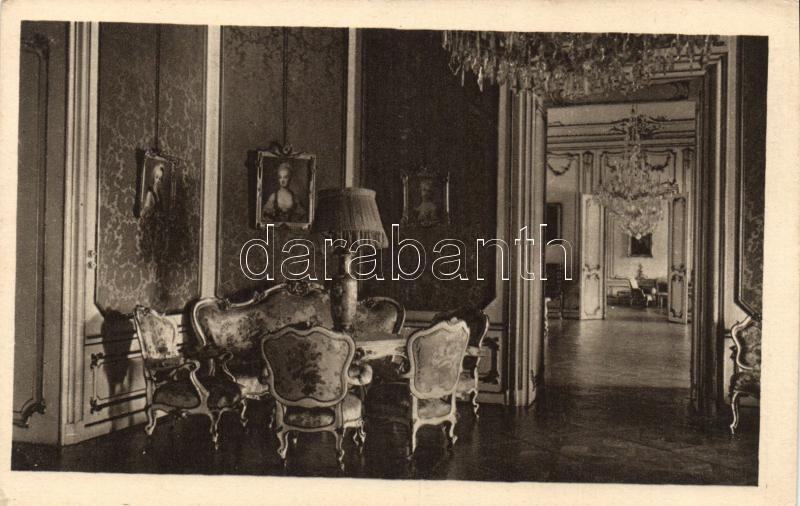 Vienna, Wien XIII. Schönbrunn / castle interior