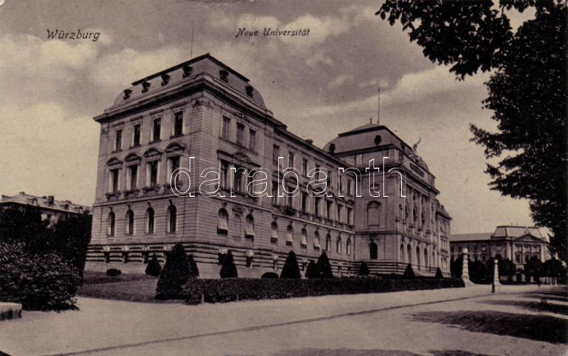 Würzburg, university