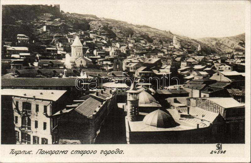 Tbilisi, Tiflis