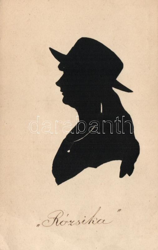 Lady silhouette, Hölgy sziluett