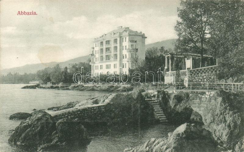 Abbazia, Abbázia; Divald Károly