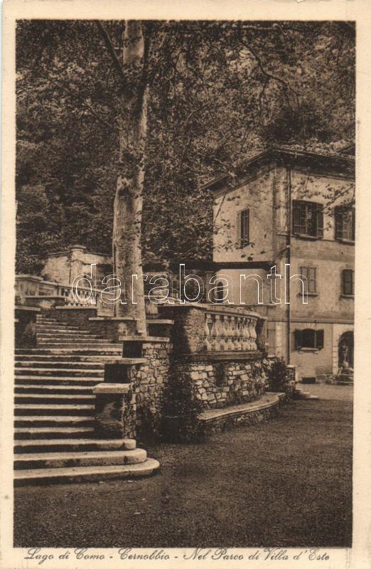 Cernobbio,  Lago di Como, Nel Parco di Villa d'Este / park of the villa