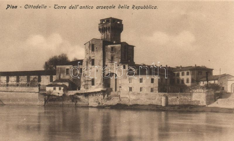 Pisa, Citadella / Citadel