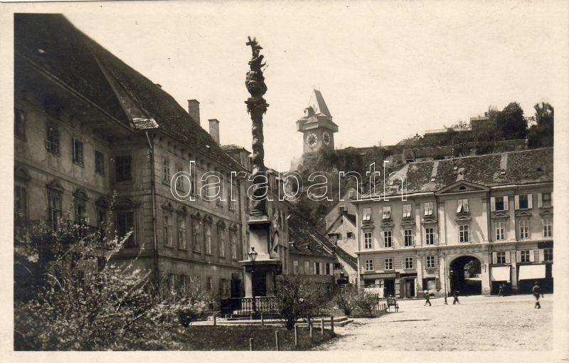 Graz Karmeliterplatz