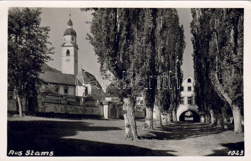 Stams church, Stams Pfarrkirche