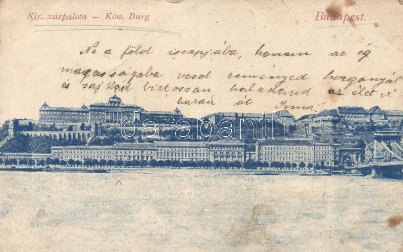 Budapest I. Királyi Várpalota
