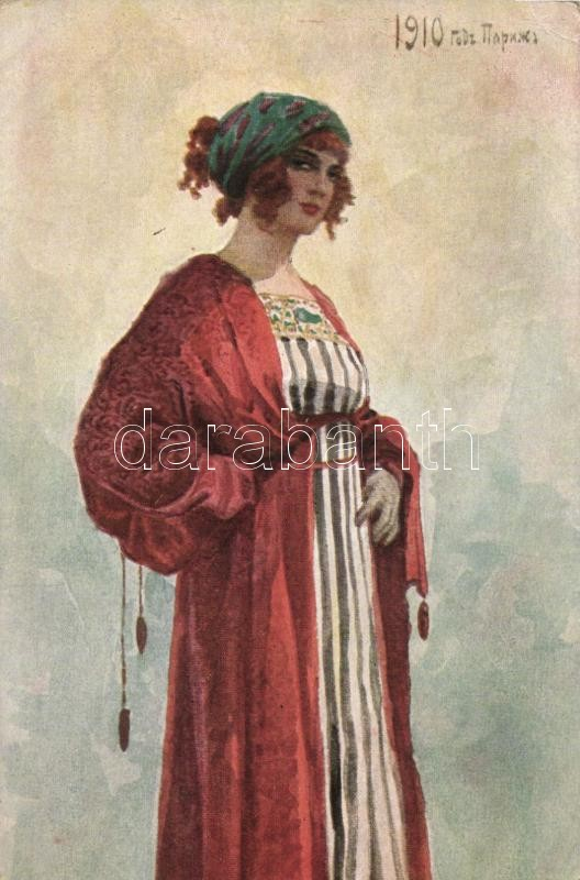 Francia folklór, T.S.N. No.15. s: S. Solomko, French folklore, T.S.N. No.15. s: S. Solomko