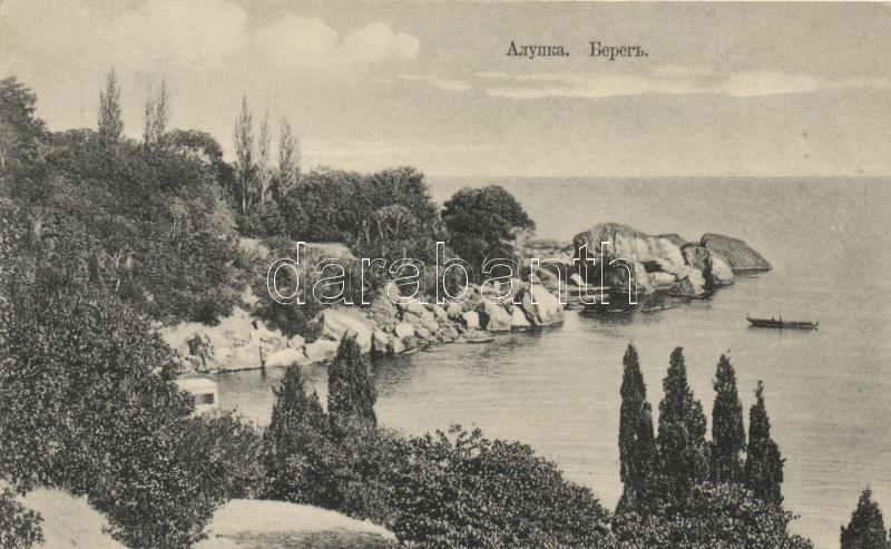 Alupka, Crimea