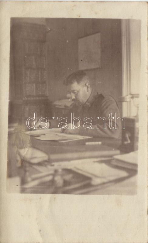 L'Armée francaise d'Orient, soldier, photo, Katona, fotó