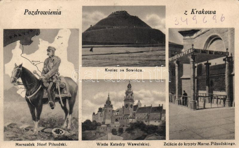 Krakow, Josef Pilsudski