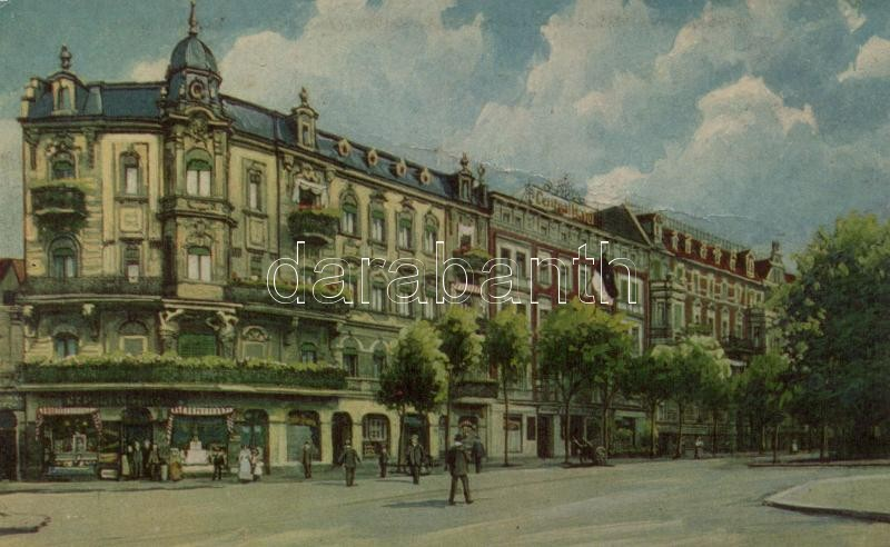 Opole, Zimmerstrasse / street