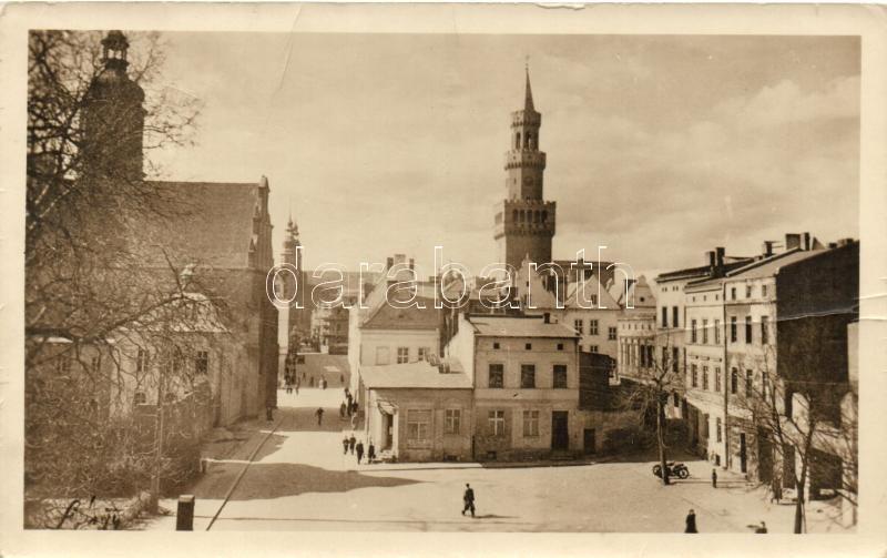 Opole, town hall