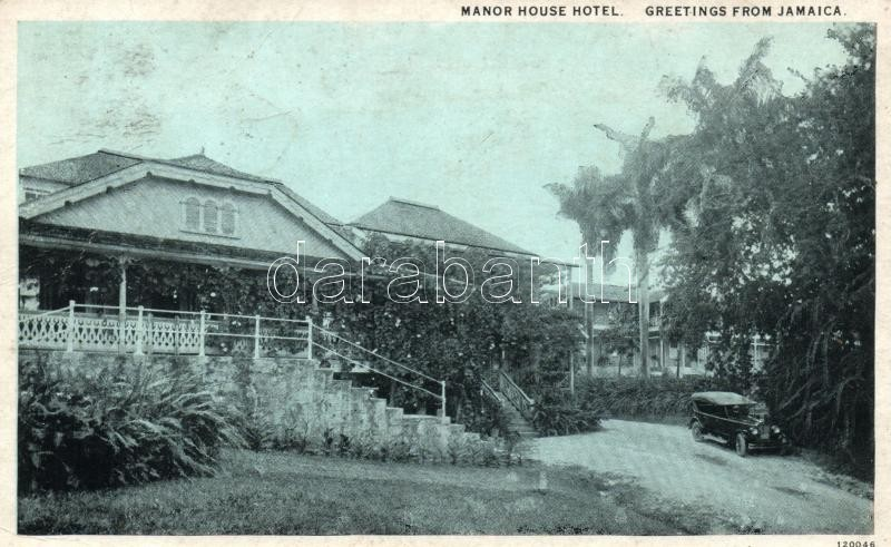 Constant Spring, Manor House Hotel
