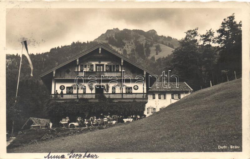 Duftbräu, Alpen-Gasthaus u. Pension