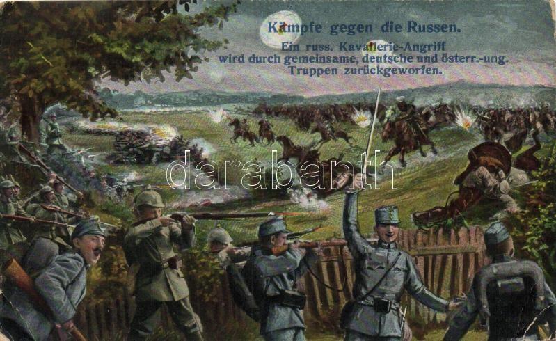 Hungarian-Russian battle, soldiers, WWI, I. világháború, Magyar - Orosz csata, katonák