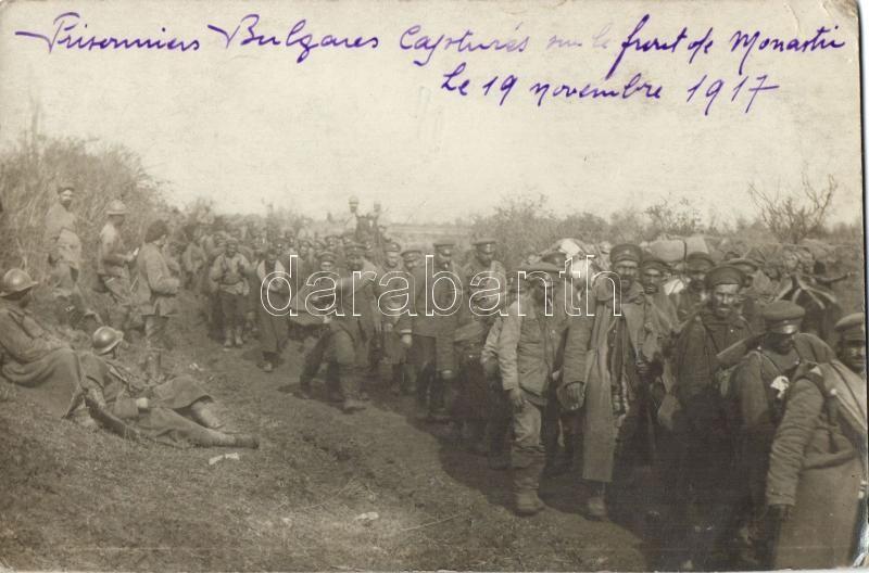 Bitola, Bulgarian prisoners, photo