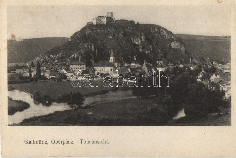 Kallmünz castle