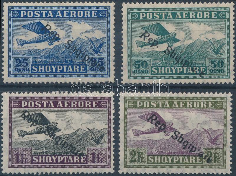 Légiposta bélyegek, Airmail stamps