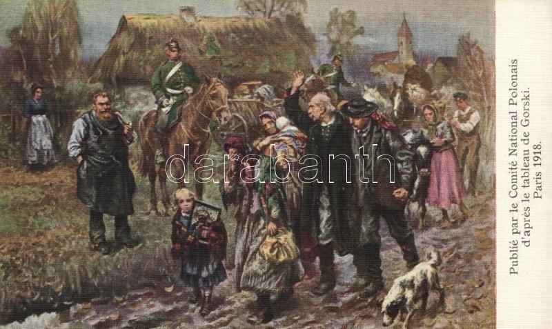 Polish expropriation by the Prussians s: Gorski, A lengyelek kisajátítása a poroszok által s: Gorski