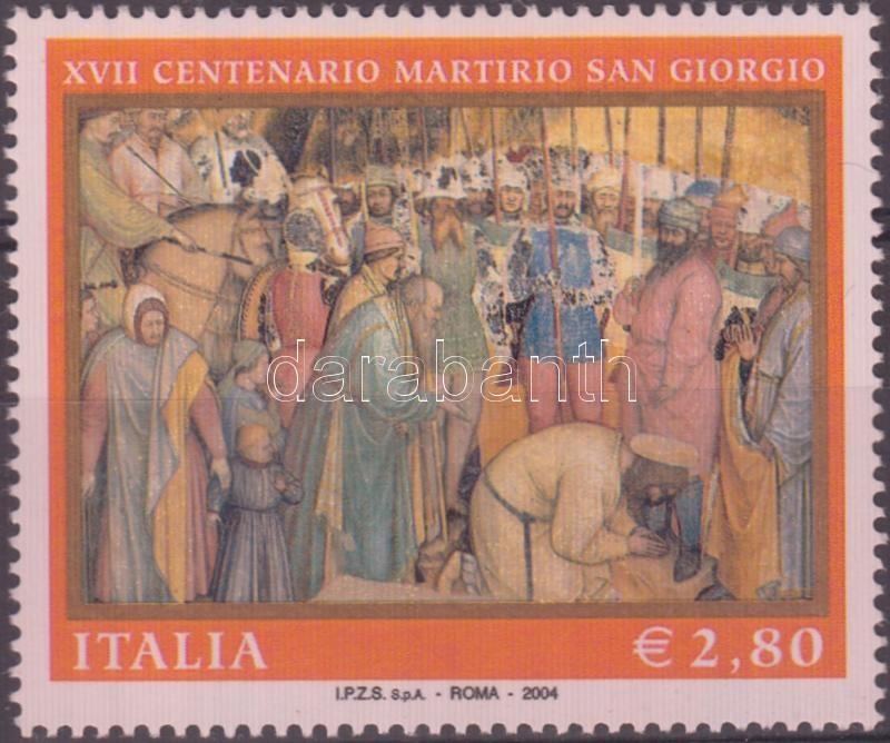 San Giorgio martyr, San Giorgio mártír