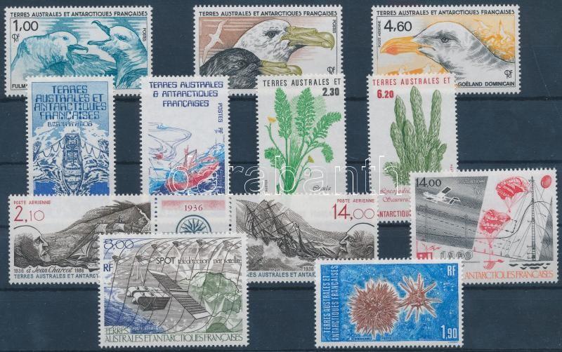 Complete year (with stripe of 3), Teljes évfolyam (közte hármascsík)