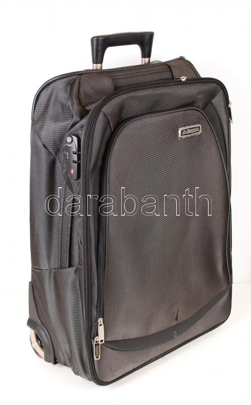 b44a879b6e45 Kappa számzáras, gurulós utazó bőrönd újszerű állapotban | Darabanth ...