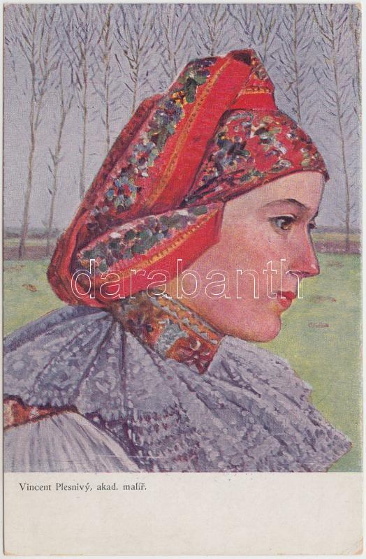 Cseh folklór, s: Vincent Plesnivy, Czech folklore, s: Vincent Plesnivy