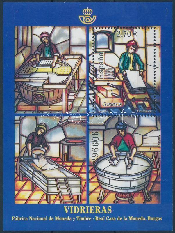 Glass windows (VII) block, Üvegablakok (VII.) blokk